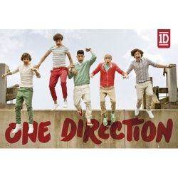 One Direction Poster Jumping (in 61 cm x 91,5 cm)