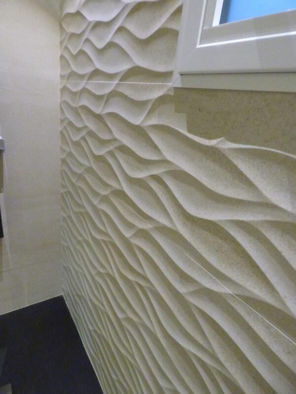 17 best images about ba os mis trabajos on pinterest - Porcelanosa alicante ...