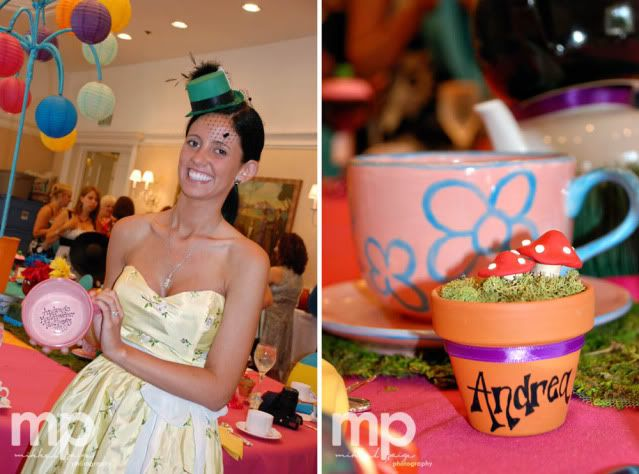 event spotlight andreas mad hatter tea party magical day weddings a wedding atlas fan site for disney bridal showers and engagement parties