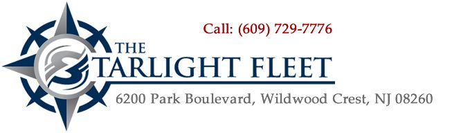Wildwood Whale Boat - The Starlight Fleet - Fishing, Whale and Dolphin Watching, Sunset Cruises and more!