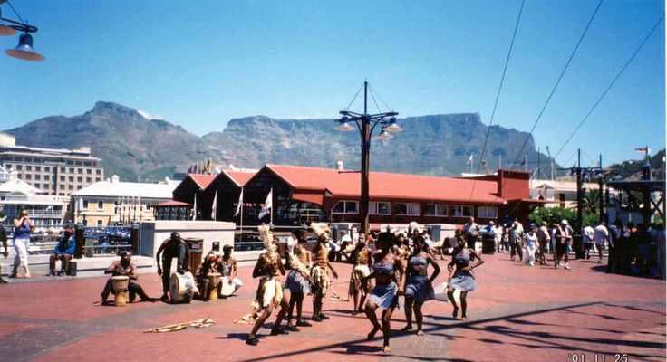 Waterfront, Capetown,South Africa