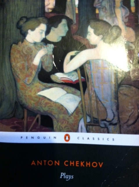 the elements of tragedy and comedy in anton chekhovs play three sisters Dear sister, allow me to congratulate you on your name-day and with all my heart to wish you good health and everything else that one can desire for a girl of your age and to offer you as a gift this little book [gives her a book] the history of our high-school for fifty years.