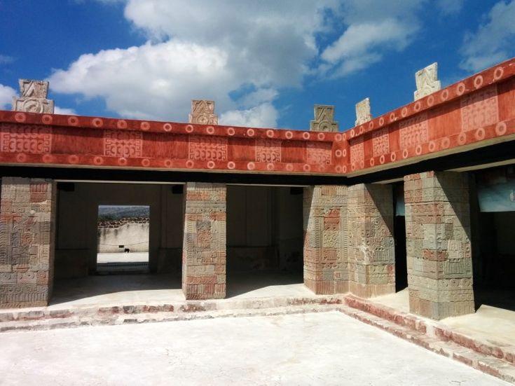Palace of Quetzlpalapotl teotihuacan tours