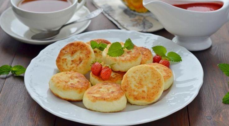 Сырники из творога с манкой / Простые рецепты