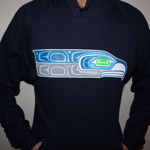 Best seahawks images on pinterest seattle seahawks jpg 480x480 Native  seahawk emblem sweatshirt 5a15c0e79