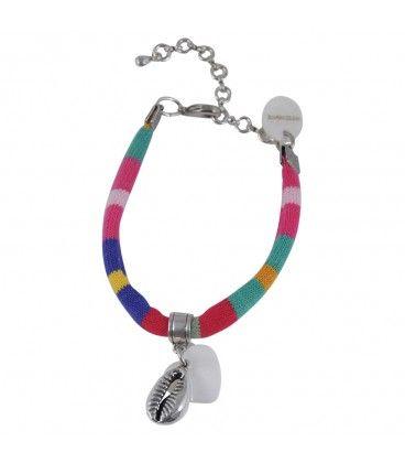 Bracelet COEUR GRAIN DE CAFE
