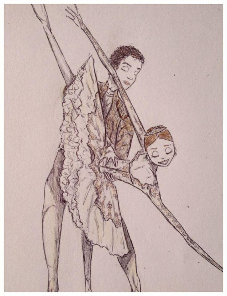 Royal Ballet's Don Quixote Carlos Acosta - Marianela Nunez BalletArts by Barbara Zorzato ©