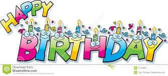 Image result for cartoon happy birthday pictures