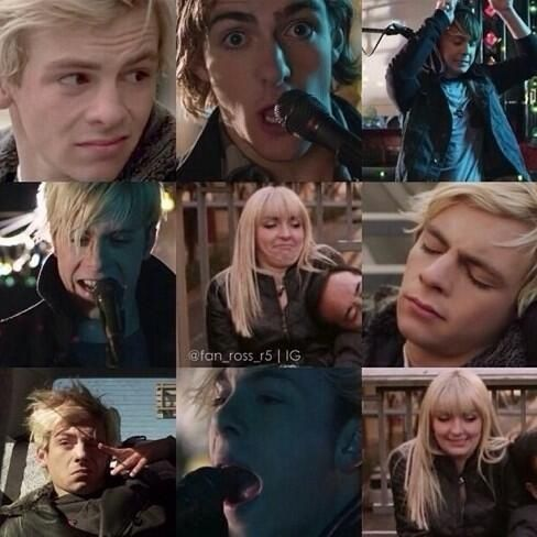 """I love their faces - R5 (in """"Forget About You"""" music video)"""
