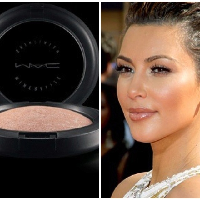 Best Wedding Makeup Highlighter : Use soft and gentle by MAC to highlight your upper cheek ...