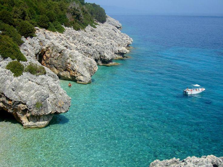 Που βρίσκεται αυτή η εξωτική παραλία στην Κεφαλονιά; - InKefalonia