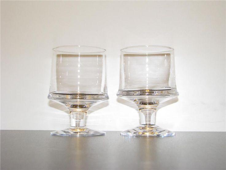 2 glas vinglas MARSKI Tapio Wirkkala Iittala Finland på Tradera.com -