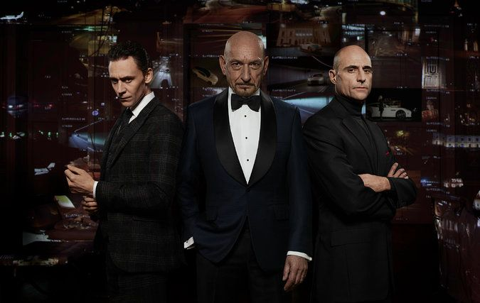 Dastardly, British and Brand New to the Super Bowl - NYTimes.com | The Jaguar commercial — a 60-second spot scheduled for the second half of Super Bowl XLVIII, to be broadcast by Fox on Feb. 2 — will feature three British actors famed for portraying villains: Tom Hiddleston, Ben Kingsley and Mark Strong.