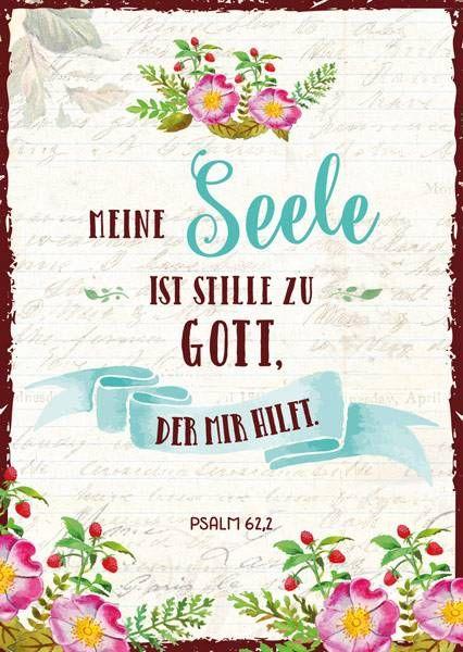 PK Meine Seele ist stille zu Gott