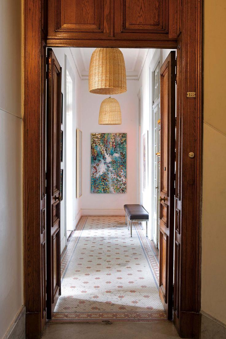 Las 25 mejores ideas sobre largo pasillo en pinterest y - Decorar un pasillo ...