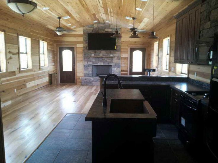 Barndominium Floor Plans Comes Various Model And Size Stone