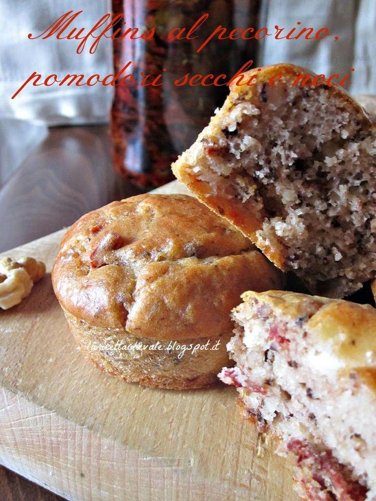 Muffins salati… tantocarucci | La ricetta che Vale