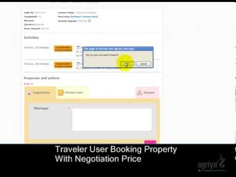 @Agriya Complete booking flow of Airbnb Clone-Burrow  http://www.youtube.com/watch?v=tOoTT-TxVFA