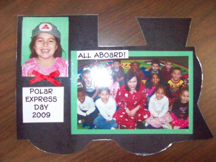 Kinder Garden: Polar Express On Pinterest