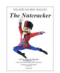 Click to Download PDF File- AWESOME worksheets for nutcracker lessons.