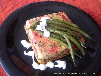 Recetario Spanglish para mis hijos: Budín de hojas de remolacha con avena (Swiss chard and oatmeal terrina)