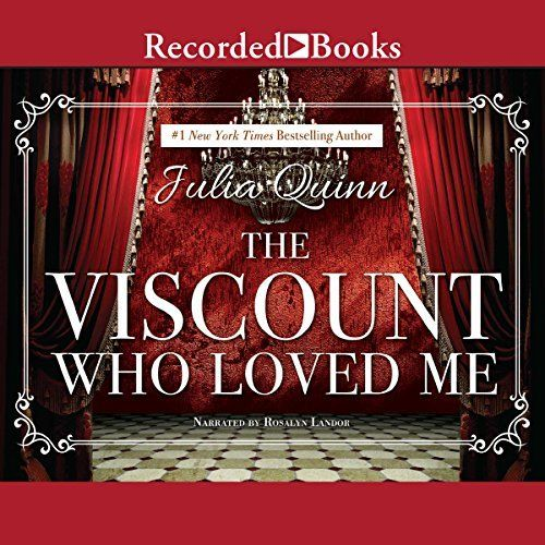 "Another must-listen from my #AudibleApp: ""The Viscount Who Loved Me"" by Julia Quinn, narrated by Rosalyn Landor."