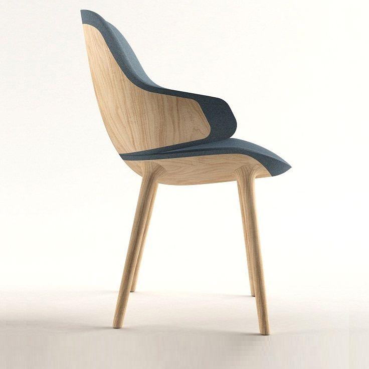 MAISON & OBJET 2014 | Ciel chair designed by Noé Duchaufour Lawrance for Tabisso