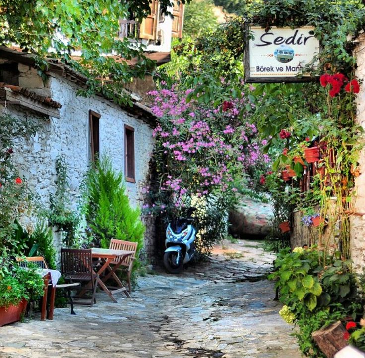 Şirince, Izmir, Turkey by Yerdekikeman  I love this place so much