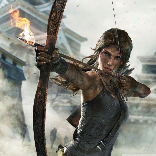 New Tomb Raider Wallpaper: 29 Best Lara Croft Images On Pinterest