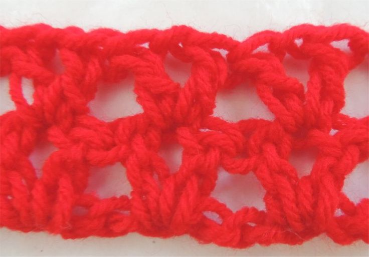 How to Crochet Classic DC V-Stitch (Plus 3 Variations) | Red Heart