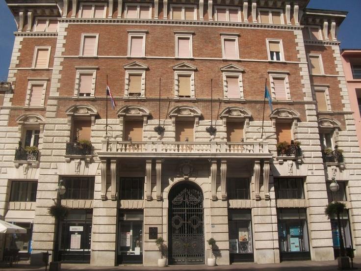 Town Hall, Rijeka