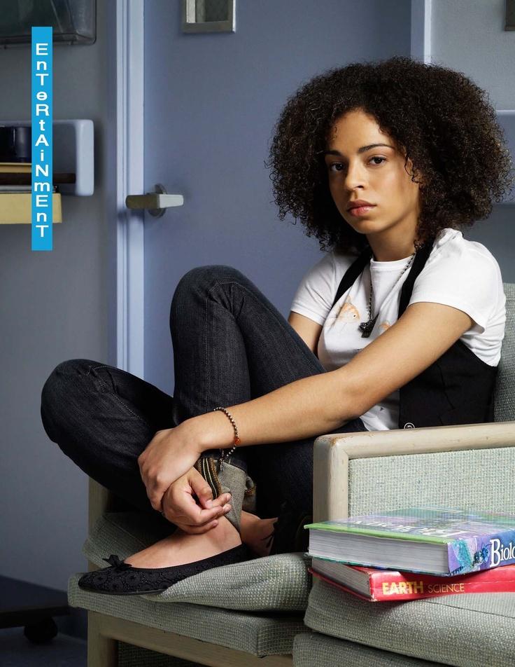 Hannah Hodson in Issue 1