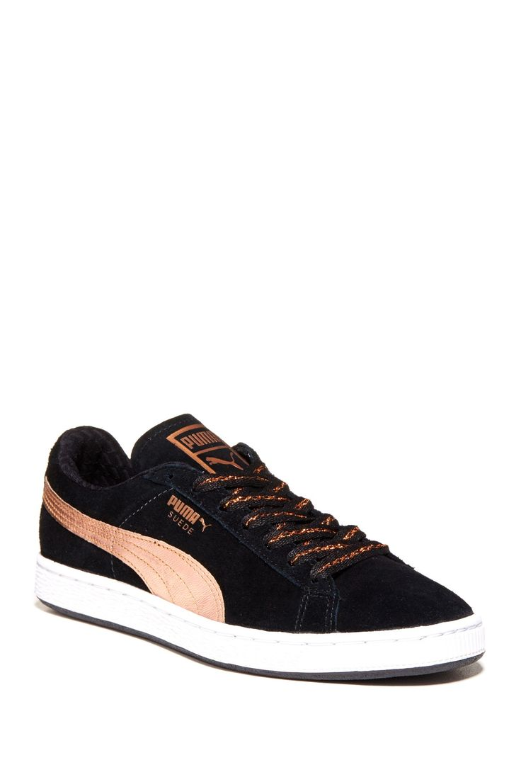 Details about puma womens suede classic rg black running shoes - Puma Suede Classic Sneaker On Hautelook