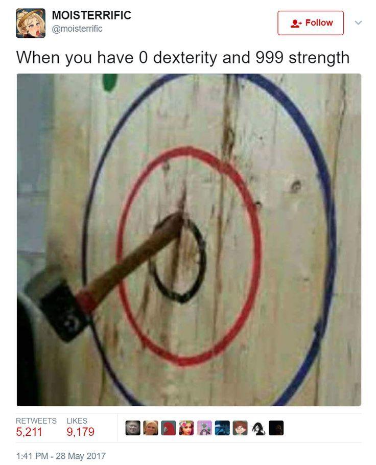 Level 99 Lumberjack | Twitter | Know Your Meme