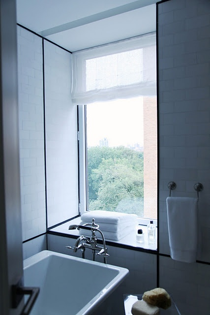 Bathroom window covering happiest at home pinterest Bathroom window cover ideas