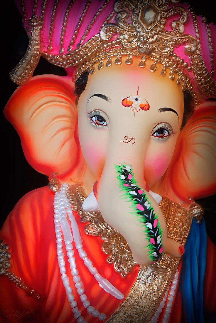 Shri Ganesh! Malhari Martand Ganesha