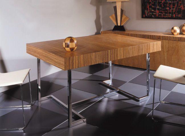 mesa escritorio extensible  www.carlosbas.es