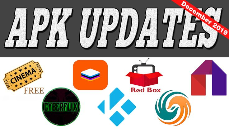 Apk updates december 2019 whats you should update