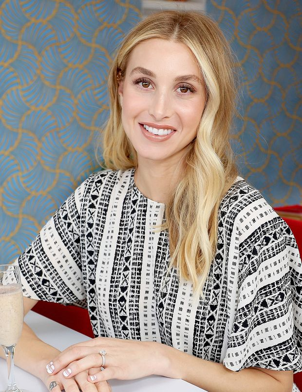 Whitney Port shared a snap on Instagram of herself on her honeymoon in Fiji, admitting that she uses a selfie stick -- see the pic!
