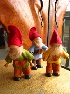 # Little gnomes, time 4 craft at toadstool house