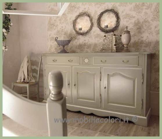 Stile country country chic decap provenzale shabby - Mobili stile country on line ...