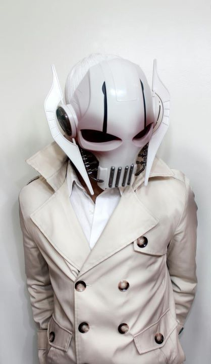Styling Grievous