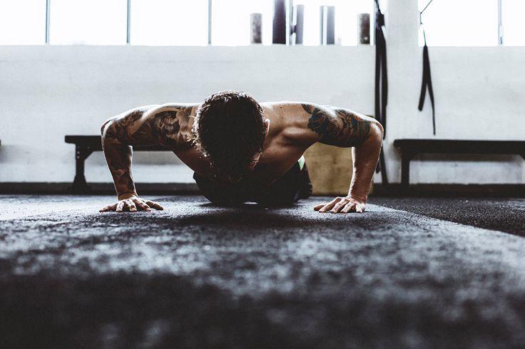 KME Studios - Michael Müller Photographer, Sportsphotography, Sport Photos, man doing fitness #sport #photography