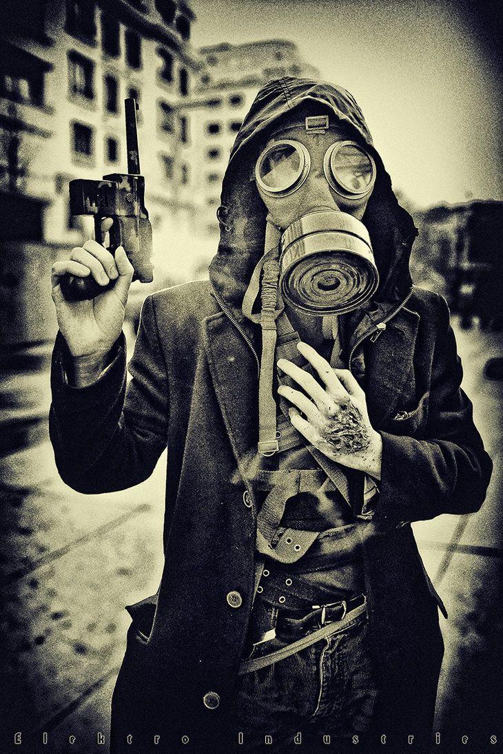 Scary Gas Masks Tumblr