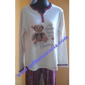 Pijama mujer tapeta