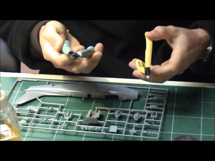 Les trucs et astuces de la maquette : 1 le dégraissage - dégrappage.