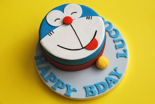 Cartoon Jelly Cake Recipe: 18 Best Images About All 'bout Doraemon On Pinterest