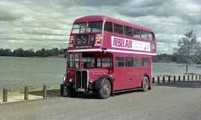 Image result for ex london rt buses in new zealand