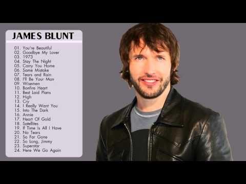 Best Songs Of James Blunt (Full Album) - YouTube