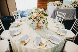 #kakorinywed Сервировка свадебного стола